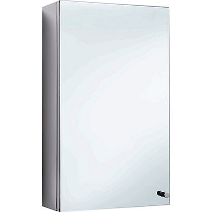 Image for Michigan Single Door Stainless Cabinet - Stainless Steel from StoreName