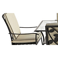 Lucca 6 Seater Garden Furniture Set