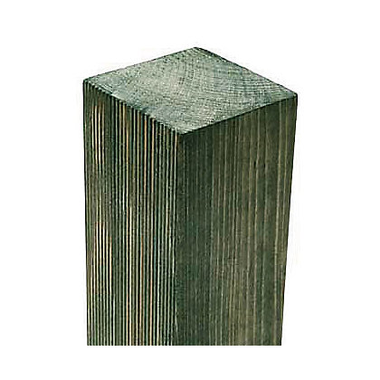Image for Forest Wooden Fence Post - 150 x 7.5 x 7.5cm from StoreName