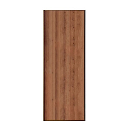Image for Classic Wood Walnut Frame and Panel Sliding Door - 914mm from StoreName