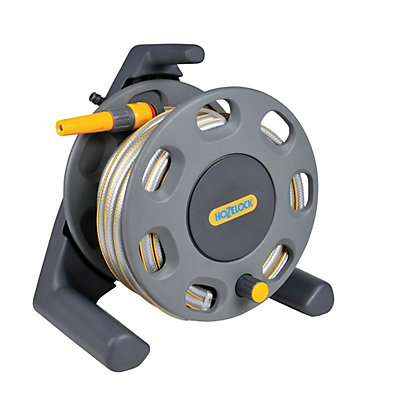 Image for Hozelock 30m Garden Hose Reel with 20m Hose from StoreName