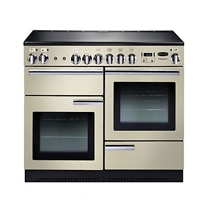 Image for Rangemaster Professional Plus Induction 110cm Range Cooker - Cream from StoreName