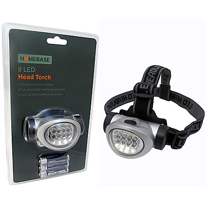 Image for Homebase 8 LED Headlight from StoreName