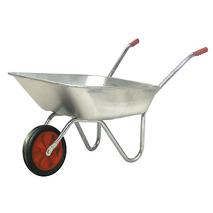 Image for Wheelbarrow - Silver from StoreName