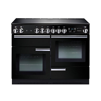 Image for Rangemaster Professional Plus Induction 110cm Range Cooker - Black from StoreName
