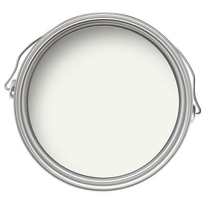Image for Crown Kitchen and Bathroom Breatheasy Milk White - Mid-sheen Paint - 2.5L from StoreName