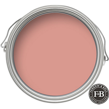 Image for Farrow & Ball Estate No.64 Red Earth - Matt Emulsion Paint - 2.5L from StoreName