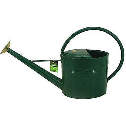 Image for Homebase 8L Galvanised Watering Can from StoreName