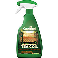 Cuprinol Oil - Teak - 500ml