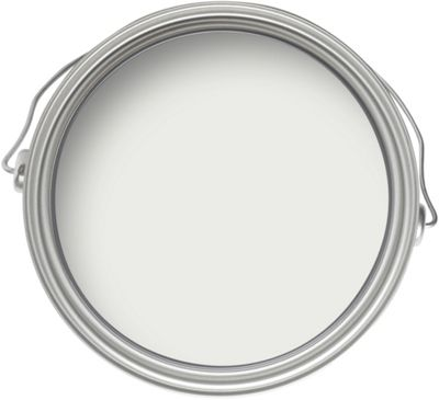 Homebase Dulux Once White Gloss Paint