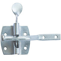 Auto Gate Latch Zinc Plated - 50mm