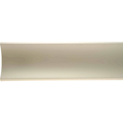 Image for Homebase Value Coving - White - 2.5 x 48, 1.22 x 70mm from StoreName