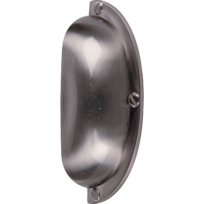 Image for Door Pull Handle - Satin Nickel Plated from StoreName