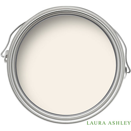 Image for Laura Ashley Paper White - Matt Emulsion Paint - 100ml from StoreName