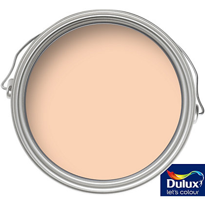 Image for Dulux Apricot Crush - Matt Emulsion Colour Paint - 50ml Tester from StoreName