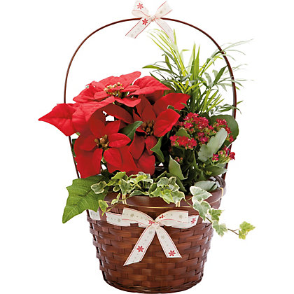 Image for Extra Large Christmas Gift Basket from StoreName