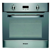Hotpoint KSO89CXS Built-In Multifunctional Oven -Inox