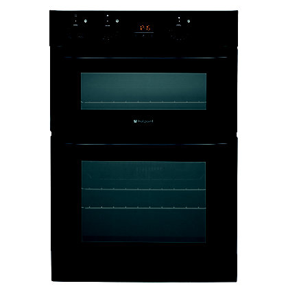 Image for Hotpoint Newstyle DH53K S Built-in Oven - Black from StoreName