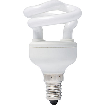 Image for TCP CFL Spiral Bulb 5w SES - 1 Pack from StoreName
