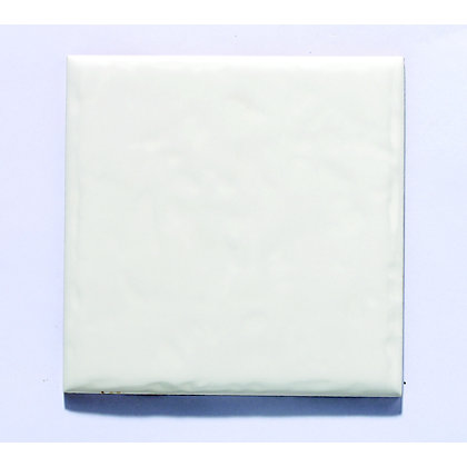 Image for Cotswold Gloss Wall Tiles - White - 100 x 100mm - 25 pack from StoreName