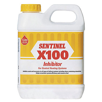 Image for BWT Sentinel X100 Inhibitor - 1L from StoreName