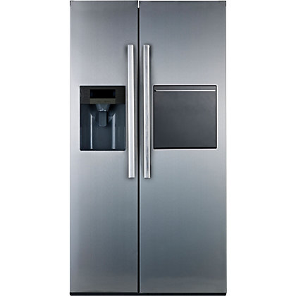 Image for CDA American Style Stainless Steel Fridge Freezer - PC70SC from StoreName