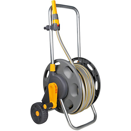 Image for Hozelock Euro Garden Hose Cart - 50m from StoreName