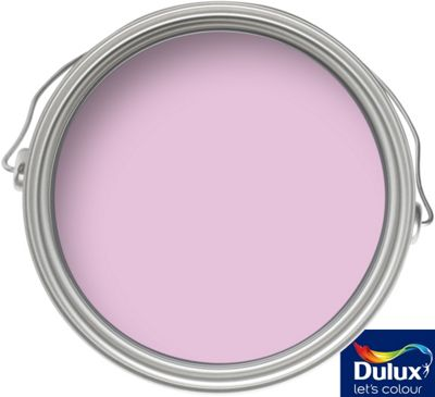dulux pink paint. Black Bedroom Furniture Sets. Home Design Ideas