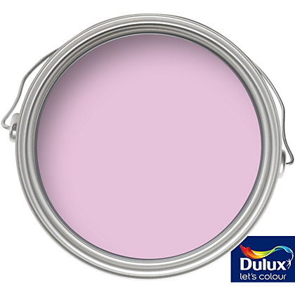 Image for Dulux Endurance Sweet Pink - Matt Emulsion Paint - 50ml Tester from StoreName