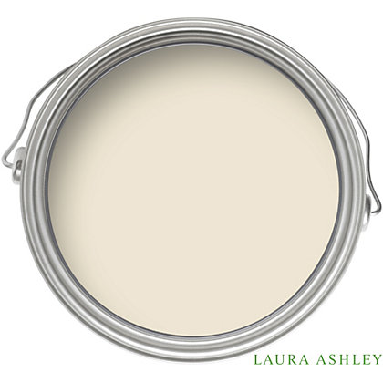 Image for Laura Ashley Country White - Matt Emulsion Paint - 100ml from StoreName