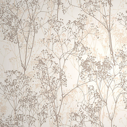 Image for Rasch Deco Chic Wallpaper - Neutral from StoreName