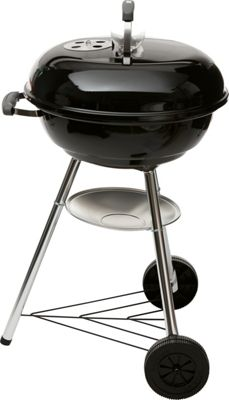 weber compact kettle charcoal bbq 47cm trumia. Black Bedroom Furniture Sets. Home Design Ideas