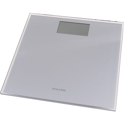 Image for Salter Razor Glass Electronic Scale - Model 9028 SV3R from StoreName