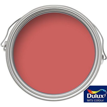 Image for Dulux Feature Wall Coral Flair - Matt Paint - 50ml Tester from StoreName