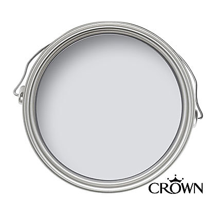 Image for Crown Kitchen and Bathroom Breatheasy Soft Steel - Mid-sheen Paint - 2.5L from StoreName