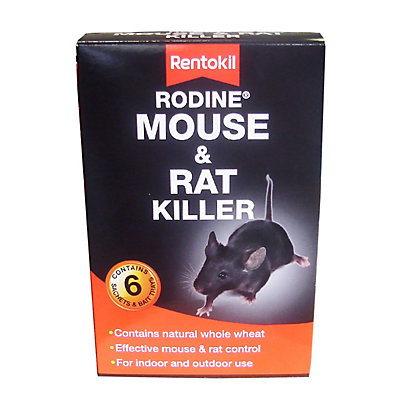 Image for Rodine Mouse and Rat Killer - 300g from StoreName