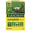 Evergreen Complete 4-in-1 Lawn Food, Weed & Moss Killer - 80M2 Box