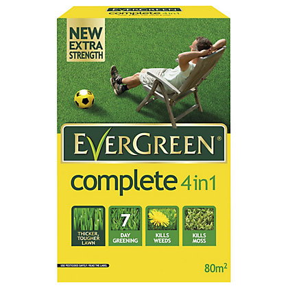 Image for EverGreen Complete 4 in 1 Lawncare Refill Box - 80 sq m from StoreName