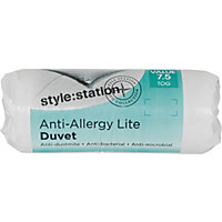 Living Anti-bacterial 7.5 Tog Duvet - Double.