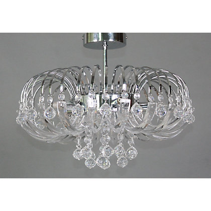 Lighting homebase lighting ideas homebase ceiling light rose www energywarden aloadofball Image collections