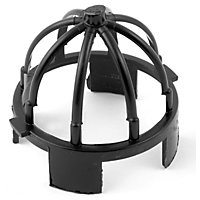 Hunter Leaf Guard Cage - Black