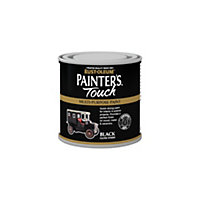 Rust-Oleum Black - Gloss Painters Touch - 250ml
