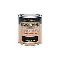 Rust-Oleum Espresso - Gloss Paint - 250ml