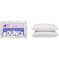 Living Bounceback Pair of Pillows.