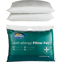 Silentnight Anti-Allergy Pair of Pillows.