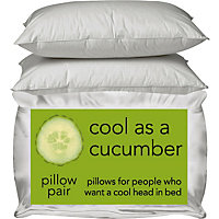 Cool as a Cucumber Pair of Pillows.
