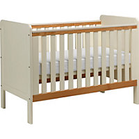 Classic Two-Tone Cot.