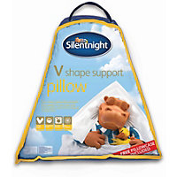 Silentnight V - Shaped Pillow
