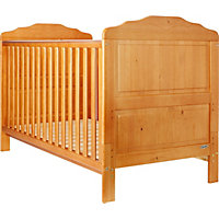 Obaby Beverley Cot Bed - Country Pine.