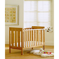 Saplings Suzie Cot - Country Pine.